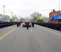 FDNY firefighter remembered as 'the greatest firefighter'