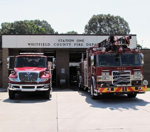 The Whitfield County Fire Department seeks to make enough hires in the next 10 years to increase shifts at all of its stations from two members to three.