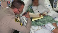 Both LA deputies shot in ambush released from hospital