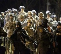 16 arrested as demonstrations return to Ferguson