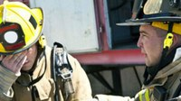 Canada's giant step in firefighter suicide prevention