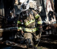 What is the average day of a suburban firefighter like?