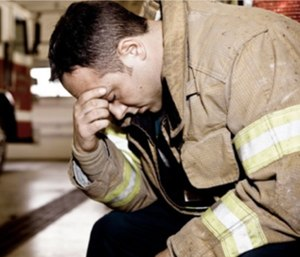 Stress can have both cognitive and physical implications if it is not properly addressed. (Photo/Fire Chief)