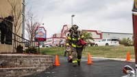 What's new with firefighter accountability and tracking technology?