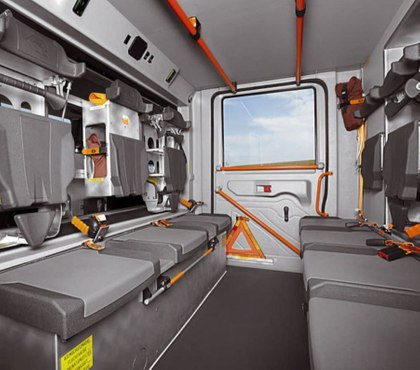 Considering the 'new normal' for fire apparatus