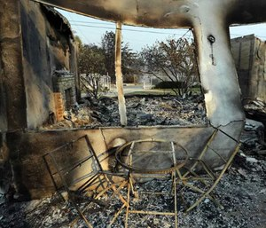 The death toll from the Camp Fire, already the worst California has ever seen in a wildfire, grew by six to 48.