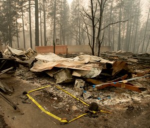 The Camp Fire death toll climbed to 81 Tuesday after the remains of two more people were found, authorities said.