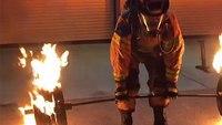 Q&A: Viral video firefighter-paramedic talks strength, lifting 600 pounds on fire