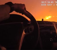 Video shows Calif. deputy braving wildfire to rescue disabled woman