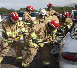 Proactive instructors and officers will teach their firefighters to always bring a hand tool with them when they arrive on scene of any situation. Never arrive or walk up empty-handed.