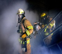 Can technology find firefighters in buildings?