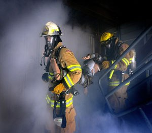 New techs may be able to track firefighters in buildings.