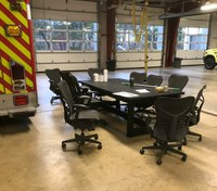 Toxic tradition: Should furniture be allowed in the apparatus bays?