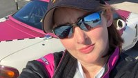 Racer by day, cop by night: An officer's journey from homelessness to pursuing her dreams