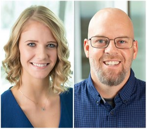 "Katie McCartney and Shay McCullough from National Interstate Insurance Company will present ""Understanding Commercial Auto Insurance for EMS Leaders,"" a webinar sponsored by National Interstate Insurance with the assistance of Stryker, Cindy Elbert Insurance Services and Prodigy EMS. (Courtesy photos)"