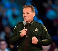 Fla. ex-sheriff challenges suspension over Parkland shooting