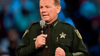 Parkland shooting: Suspended sheriff sues Fla. governor