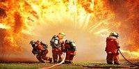 Russian scientists create new firefighting foam