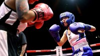 LAPD officer uses boxing experience, career of 'firsts' to motivate others