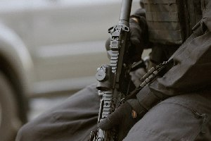 The MRO mounted on a rifle. (Image courtesy of Trijicon)