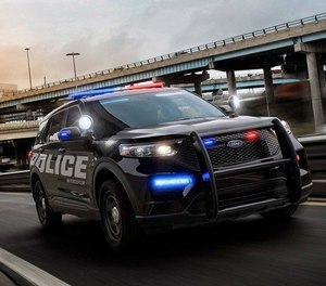 2020 Ford Police Interceptor Utility (Photo/ Ford.com)