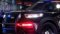 A hybrid SUV engineered specifically for police work