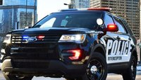 Ford shows off new police interceptor