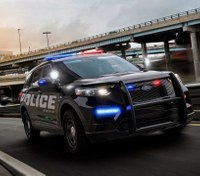 Ford announces new heated sanitation software for police SUVs