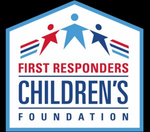 The First Responders Children's Foundation announced it has provided financial aid to more than 8,500 first responders during the COVID-19 pandemic. (Photo/First Responders Children's Foundation)