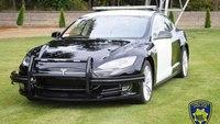 Calif. PD buys 2nd Tesla patrol car after pilot program