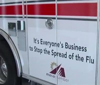 Should fire departments sell ad space on fire trucks?