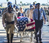 During COVID-19, fallen officers go without funerals, memorials