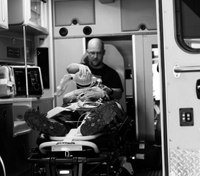 Photo of the Week: Eyes on the prize in trauma scenario competition
