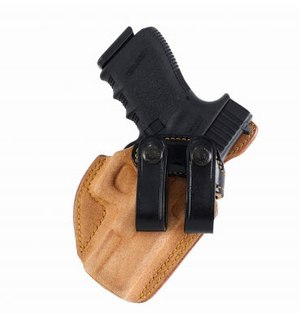 Galco Royal Guard Glock holster, one of the holsters to make this list.