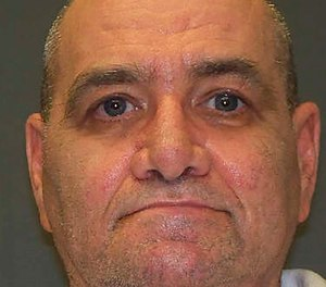 John Gardner, a Texas inmate with a history of violence against women, faces execution by lethal injection for fatally shooting his wife in 2005. (Photo/AP)
