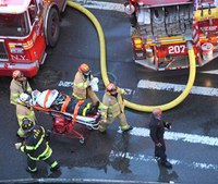 19 injured, 2 missing; gas blast blamed in NYC building collapse