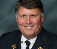 Ohio fire chief retires after 40-year career