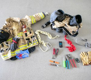 Ask any firefighter to empty the pockets on their turnout gear and it's likely you'll have enough inventory to stock a small hardware store.