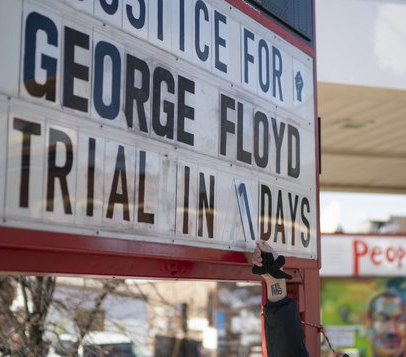 World watches as Chauvin trial begins