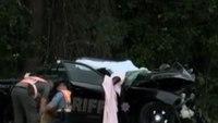 2 Ga. deputies killed in crash, officials say