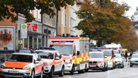 Man with knife injures 4 people in Munich; arrest made