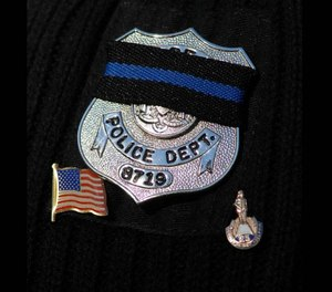 A record number of law enforcement officers died by suicide in 2019, according to nonprofit Blue H.E.L.P.