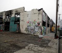 Owner of Oakland warehouse had business license for building