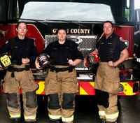 Ga. county's first all-female fire crew pushes back against stereotypes