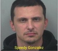 Ga. police seeking Speedy Gonzalez - yes, that's his name - in stolen checks case
