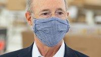Pa. governor announces PPE stockpile to prepare for potential virus resurgence