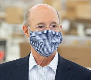 Pennsylvania Gov. Tom Wolf announced that the state now has a stockpile of PPE to prepare for a potential resurgence of COVID-19 in the fall.