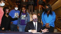 Colorado governor signs police accountability bill, ending qualified immunity defense in the state