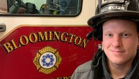 Off-duty firefighter saves neighbors from house fire