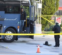 1 dead, 5 wounded in shooting on Greyhound bus in Calif.